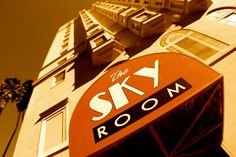 Sky Room, Long Beach, CA great view, excellent service, yummy food, rich history