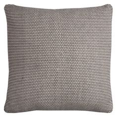 Rizzy Home Diamond Weave Decorative Pillow Grey - PILT11573IVGY2222