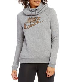 Shop for Nike Sportswear Rally Funnel-Neck Hoodie at Dillards.com. Visit Dillards.com to find clothing, accessories, shoes, cosmetics & more. The Style of Your Life.