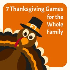 7 Thanksgiving Games for the Whole Family