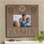 Personalized Family Picture Frames - Forever Family
