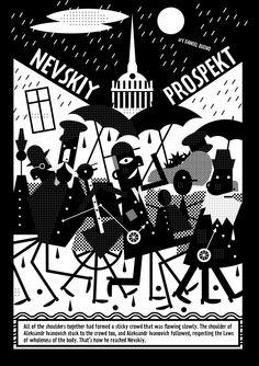 Nevskiy Prospekt - DANIEL BUENO