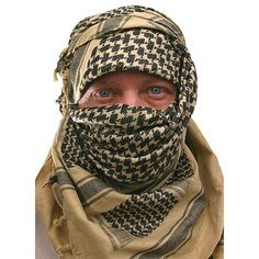 8537 SHEMAGH TACTICAL SCARF - http://forthatgeek.com/clothing-accessories/8537-shemagh-tactical-scarf/