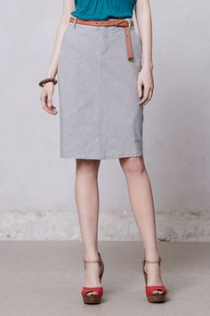 """- By Pilcro- An Anthropologie exclusive - Front, back pockets  - Cotton, spandex - Machine wash  - 24""""L - Imported"""