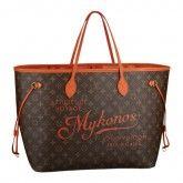 Louis Vuitton Neverfull GM Mykonos $199.99 http://www.louisvuittonfire.com/