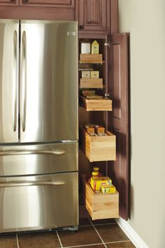 Pantry Cabinets and Cupboards Organization Ideas and Options | interiors | Pinterest | Kitchen pantries Hgtv and Pantry & Pantry Cabinets and Cupboards: Organization Ideas and Options ...