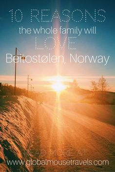 10 reasons all the family will want to visit Beitostolen, Norway in winter. From snowkiting to husky dog sledding and some of the best skiing for beginners and intermediates this is a fantastic place for all the family and did I mention how beautiful it is? Check out our photos and more ideas of things you can do by clicking on the post - www.globalmousetravels.com