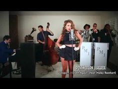 Haley Reinhart Gives 'Oops!…I Did It Again' the Marilyn Monroe Treatment - just can't get enough of Haley's voice