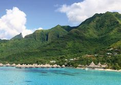 Hotel Sofitel Moorea Ia Ora Beach Resort - Luxury hotel MAHAREPA - Official Web Site. MUST MUST GO!!!!!