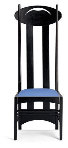 """Argyle"" chair by Charles Rennie Mackintosh"