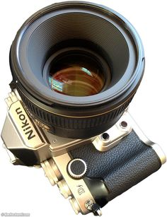 Nikon 58mm f/1.4 G in Nikon Df