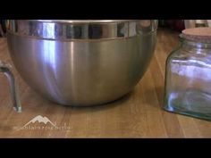 How to Make Herbal Salts for the Bath