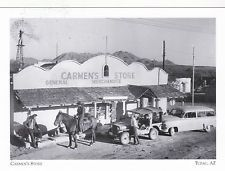 "*POSTCARD-""Carmen's Store""  -Early 1900's- ...Tubac, Arizona (#62)"