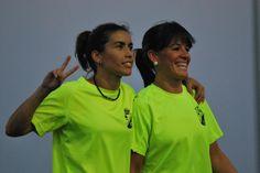 Buen trabajo en el día de hoy. ¿Cómo no sacar una sonrisa a Beatriz Vizcaino y a Maite Lara? Seguimos sumando.  #EFCF #futfem #Extremadura #futbol