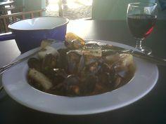 Seafood on the South Bank