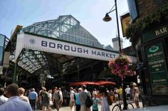 Top Five London Street Markets