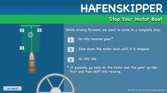 Hafenskipper - Stop Your Motor Boat