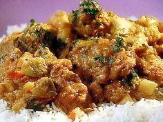 Sudanese Chicken Mafe