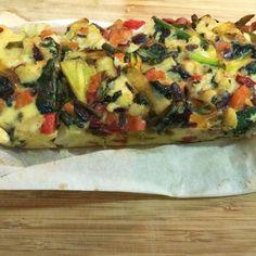 Aprende a preparar budín de verduras con esta rica y fácil receta.  ¿Os apetece comer verduras de forma diferente? En RecetasGratis.net os proponemos un budín de...