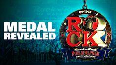 2013 Rock 'n' Roll Philadelphia Half Marathon Medal Revealed!