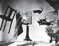 Philippe Halsman. Most Influential Pictures of All Time – Fubiz Media