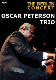 Oscar Peterson Trio: The Berlin Concert - DVD. £14.95