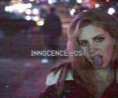 Image discovered by punk god. Find images and videos about grunge, indie and lana del rey on We Heart It - the app to get lost in what you love. Lana Del Rey Lyrics, Lana Del Ray, Lana Rey, Innocence Lost, Teenage Wasteland, E Piano, Teenage Dirtbag, Dear Lord, Teenage Years