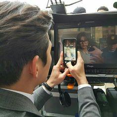 Suspicious Partner  â–ª Ji Chang Wook  â–ª Nam Ji Hyun Ji Chang Wook Smile, Ji Chan Wook, Korean Actresses, Korean Actors, Actors & Actresses, Korean Dramas, Suspicious Partner Kdrama, Park Hyung Shik, Moorim School