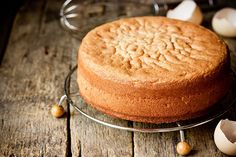 Sand cake, in between a sponge cake and a butter cake. Easy everything in the bowl at once and mix. Sponge Cake Easy, Vanilla Sponge Cake, Sponge Cake Recipes, Easy Cake Recipes, Vanilla Cake, Xmas Recipes, Sand Cake, Food Cakes, Cupcake Cakes