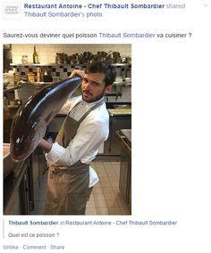 Great Facebook post from Antoine in Paris, France / Sympathique post Facebook de Antoine à Paris, France https://www.facebook.com/permalink.php?story_fbid=306462329549671&id=209969262532312