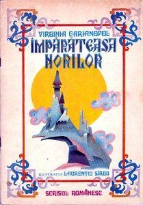 Cartile Copilariei Simile, Childhood Memories, Virginia, Retro, Retro Illustration