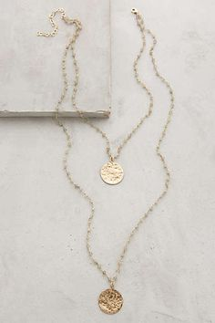Oloron Layered Necklace