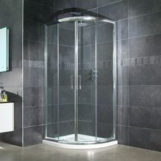 £199.95 800 Quadrant Shower Enclosure and Shower Tray