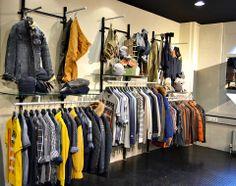 PME Legend Salzburg Showroom Design, Salzburg, Retail Design, Visual Merchandising, Wardrobe Rack, Home Decor, Decoration Home, Room Decor, Home Interior Design