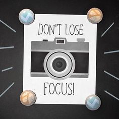 Did you set goals for 2017? Don't lose focus - you got this! . Magnets handmade by @treasured_minds ❤ Printable available at alittleleafy.etsy.com 📷 . . . . . #alittleleafy #etsycanada #etsy #photographystudio #portraitphotography #professionalphotographer #portraitphotographer #photographyset #photographyroom #studiophotography #fashionphotographer #commercialphotographer #photographersunite #photographerproblems #camera #childrensphotography #childrensphotographer #weddingphotographer Photographer Humor, Professional Photographer, Photography Puns, Setting Goals, Portrait Photographers, Magnets, Printables, Digital, Handmade Gifts