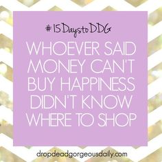 #15daystoDDG : How to shop like you've got a personal stylist (day 5) - dropdeadgorgeousdaily.com