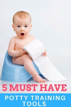 5 Must Have Potty Training Tools & Items that all Homes Need