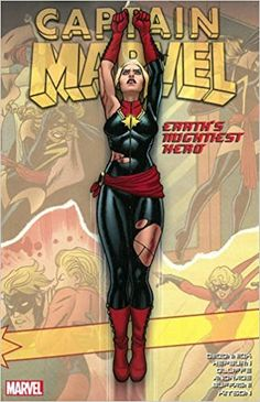 Redheaded Reviews: Captain Marvel: Earth's Mightiest Hero Vol. 2 by K...
