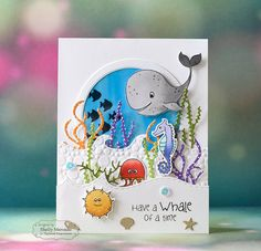 Have a Whale of a Time...