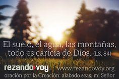 Oracion por la creacion