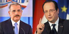 Presidente Medina expresa solidaridad al pueblo y presidente de Francia ante actos terroristas