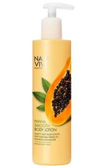 NATUVIVE Papaya Smooth Body Lotion