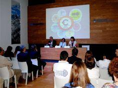 Lucía Corpacci visitó la Feria Internacional del Turismo