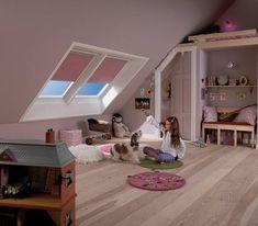 Idee für unser Dachgeschoss