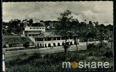 Yaoundé 1950: La gare
