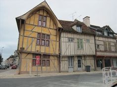 medieval crooked houses in Troyes - France - France - WorldNomads.com