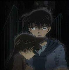 Shinichi and Ran in New York