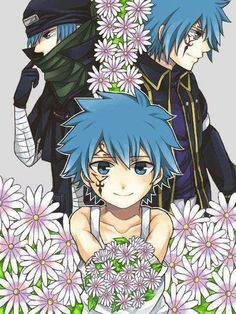 Mystogan, Jellal there is no fairy tail only jellal. Everyone is secretly jellal. That guy you passed on the street today? Fairytail, Nalu, Erza Y Jellal, Gajeel Y Levy, Fairy Tail Ships, Fairy Tail Jerza, Arte Fairy Tail, Fairy Tail Guild, Anime Fairy