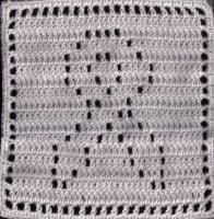 bigribbonsqu.jpg..saw pic of afghan done in alternating pink and white squares, some with this design