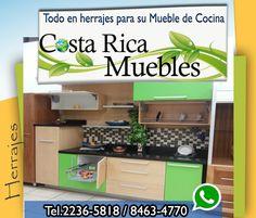 Herrajes para el mueble de cocina on pinterest madrid - Mueble para cocina ...
